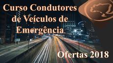 ef3a96ead0412 Senasp oferece 12 mil vagas em curso de formação de condutores de veículos  de emergência para profissionais de segurança.