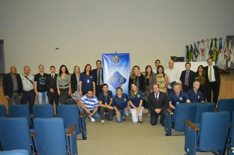 1º Seminário da Rede EaD-Senasp